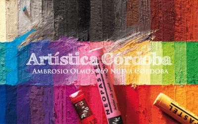 Artística Córdoba se suma a la familia de proveedores